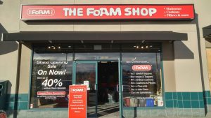 Nanaimo Foam Shop The Foam Shop