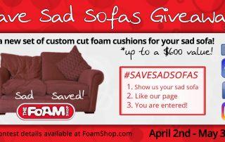 Save sad sofas